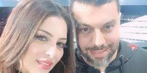 """وأخيرا.. مسلم يصدر فيديو كليب رفقة زوجته """"أمل صقر"""" في عيد الحب"""