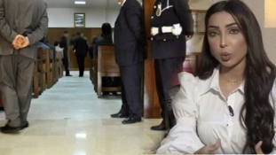 عاجل…نهاية المحاكمة و دنيا بطمة تغادر المحكمة مخلوعة