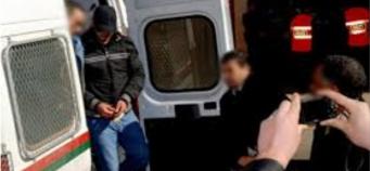 مداهمة مقهى واعتقال عشرات الزبناء بسبب خرق حالة الطوارئ بمراكش