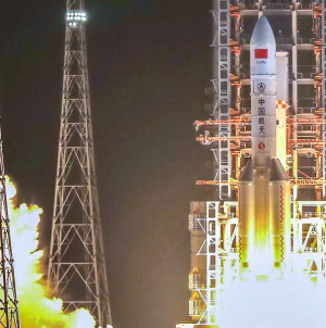"""الصين تقدم توضيح مهم بخصوص خطورة الصاروخ """"الخارج عن السيطرة"""""""