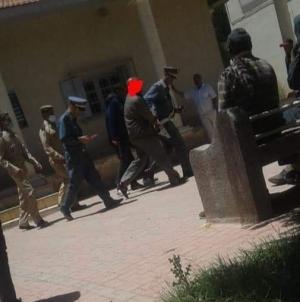الدرك يلقي القبض على المتهم باختطاف طفل بقيادة أغبالو