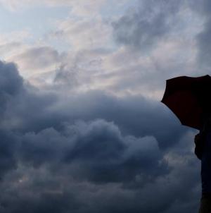 استمرار نزول الزخات المطرية الرعدية