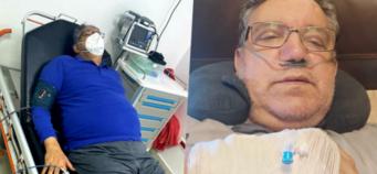 """تدهور الحالة الصحية للفنان المغربي """"الحاج يونس"""" إثر إصابته بفيروس """"كورونا"""""""
